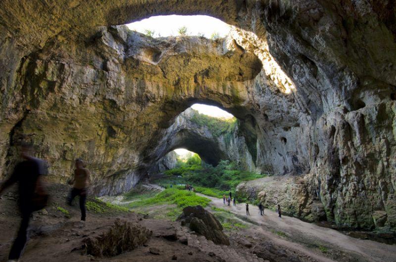 Крушунски водопади – Деветашката пещера. снимка 5