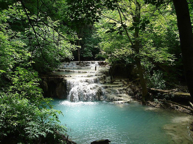 Крушунски водопади – Деветашката пещера. снимка 1
