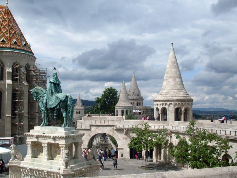 Будапеща - Дунавската перла снимка 13