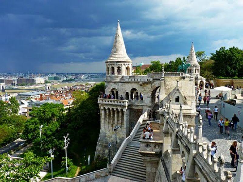 Будапеща - Дунавската перла снимка 9