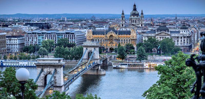 Будапеща - Дунавската перла снимка 8
