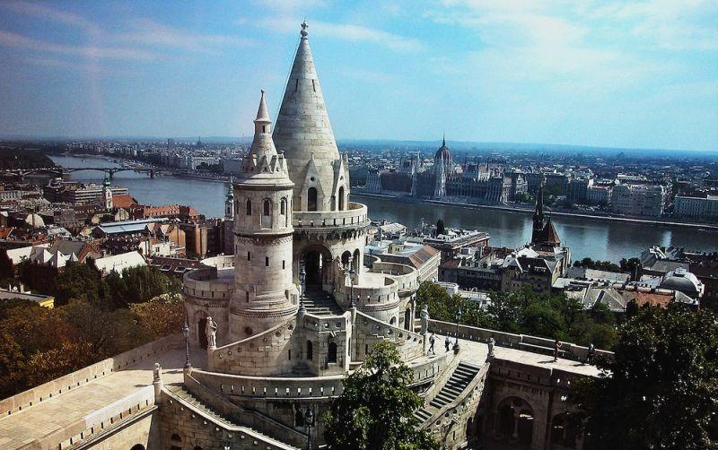 Будапеща - Дунавската перла снимка 3