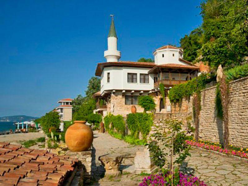 Варна – Евксиноград – Златни пясъци –  Балчик – Мидена ферма – нос Калиакра снимка 15