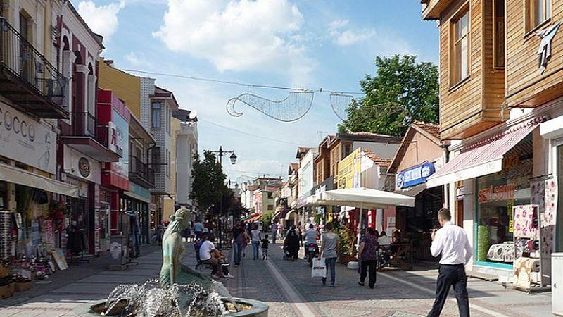 Пазар в Одрин снимка 3