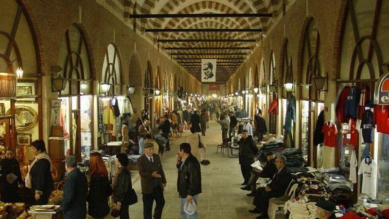 Пазар в Одрин снимка 4