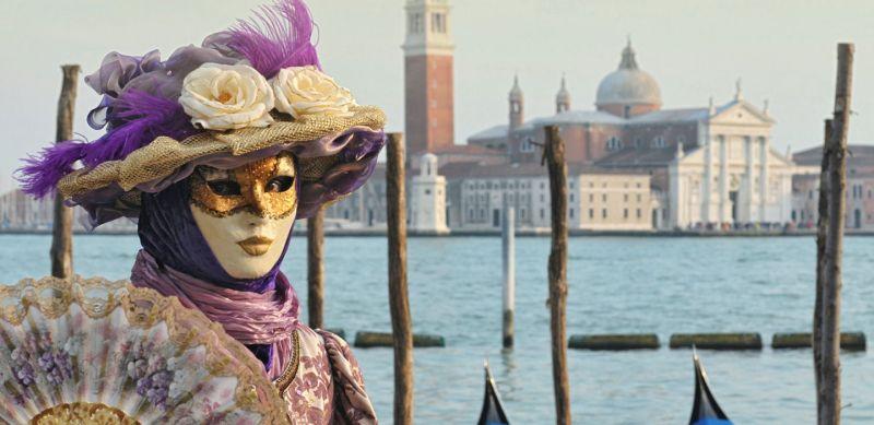 Карнавалът във Венеция - Полетът на Ангела - без нощни преходи! снимка 2