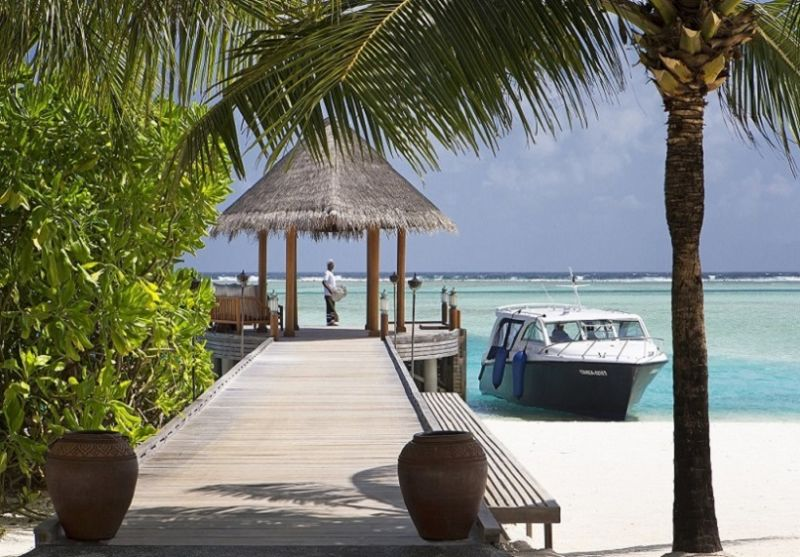 Anantara Dhigu Resort & SPA 5* снимка 27