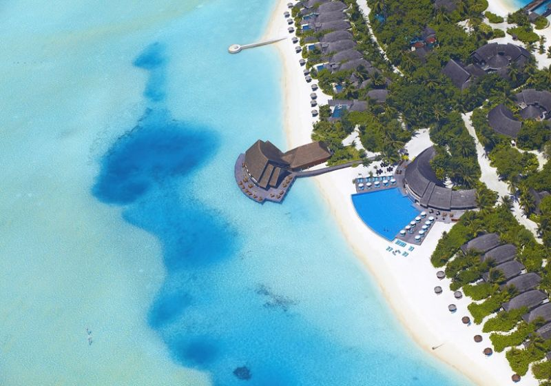 Anantara Dhigu Resort & SPA 5* снимка 1