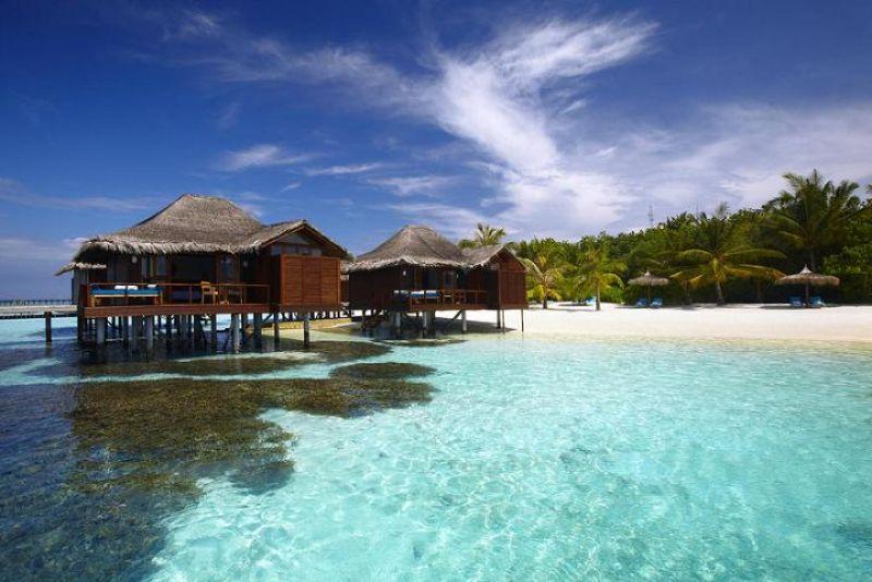 Anantara Veli Resort & SPA 5* снимка 2