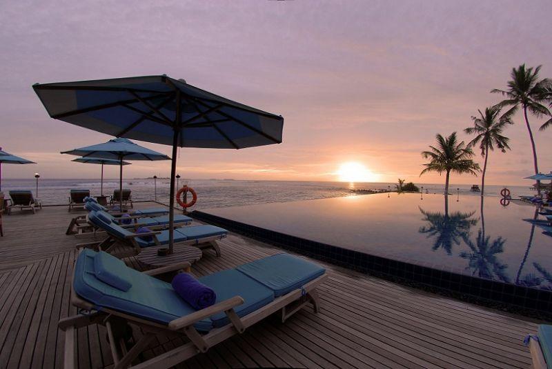 Anantara Veli Resort & SPA 5* снимка 1
