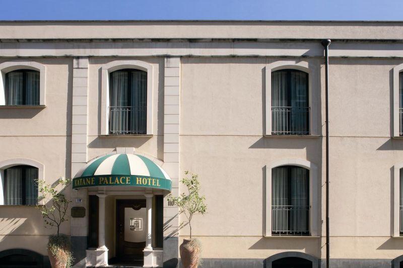 """Великден на остров Сицилия, Катания хотел """"Katane Palace"""" 4* снимка 5"""