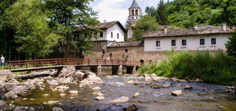 Екскурзия до Троянски манастир и Орешака снимка 7
