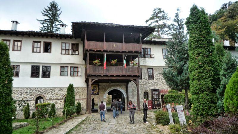 Екскурзия до Троянски манастир и Орешака снимка 8