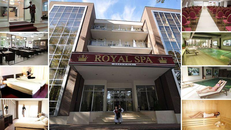 Hotel ROYAL SPA  - Пакет Нова Година: 3 нощувки  / 4 дена снимка 1