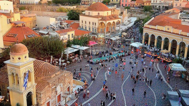 Уикенд в Атина – самолетна програма с обслужване на български език! снимка 4
