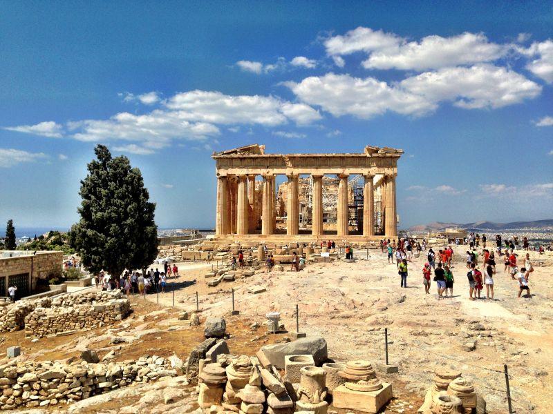 Уикенд в Атина – самолетна програма с обслужване на български език! снимка 6