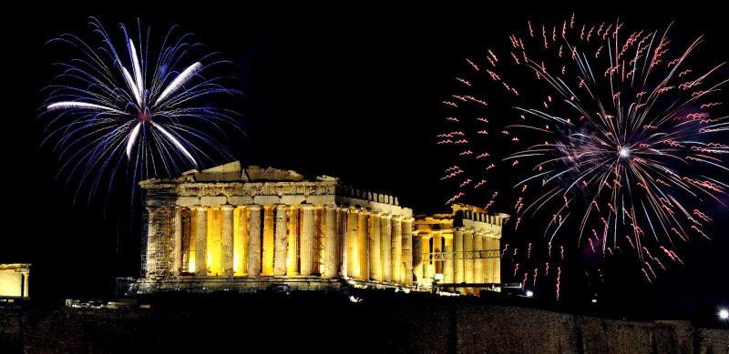 Нова година в Атина – самолетна програма с обслужване на български език! снимка 1
