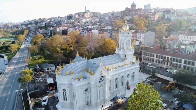 """Истанбул - """"Църквата на първия ден от месеца""""  със """"сребърни"""" и """"златни"""" ключета снимка 6"""
