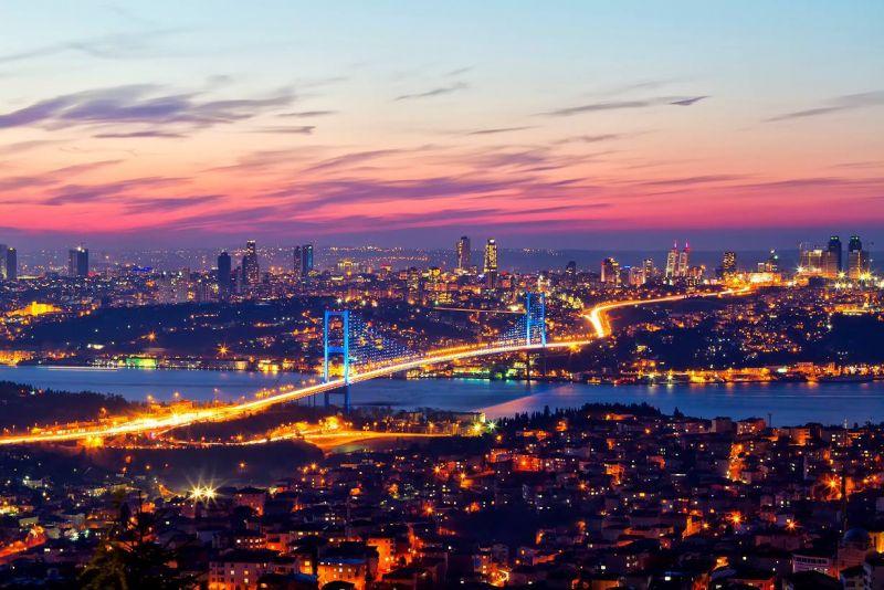 Осми Март в Истанбул снимка 3
