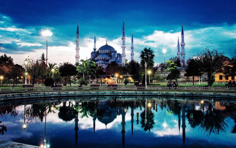 Осми Март в Истанбул снимка 4
