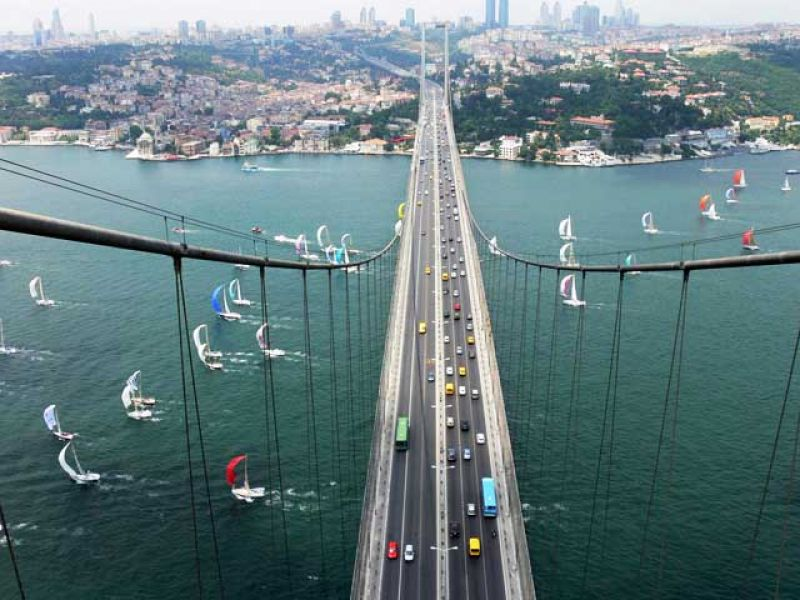 Осми Март в Истанбул снимка 6