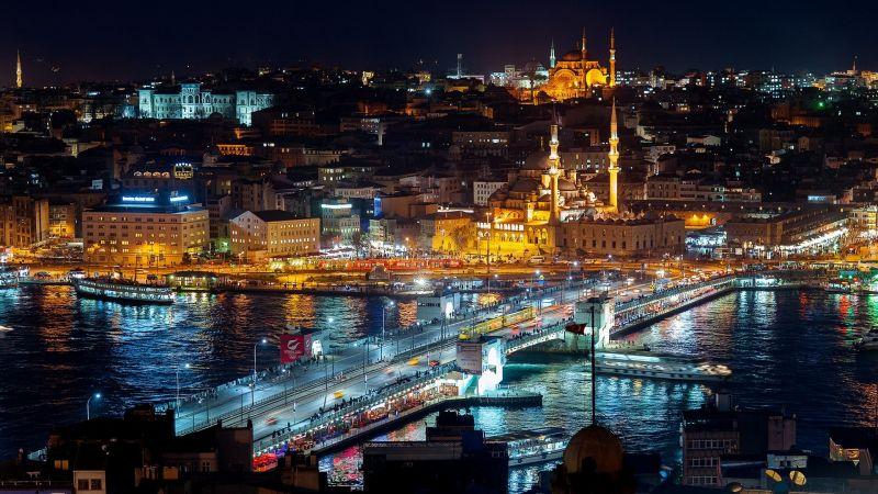Осми Март в Истанбул снимка 7