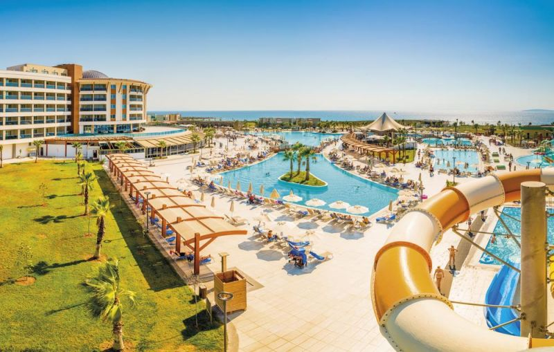 ЛЯТО 2019 - AQUASIS DE LUXE RESORT & SPA 5* снимка 13
