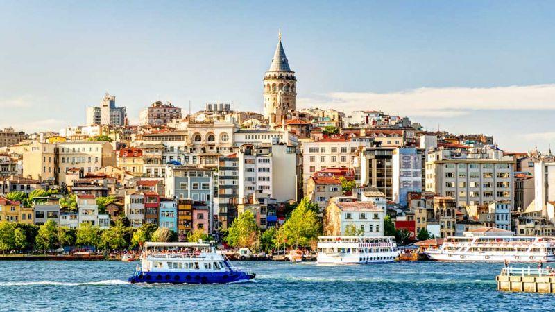 Фестивалът на лалето в Истанбул, Желязната църква и Принцови острови снимка 2