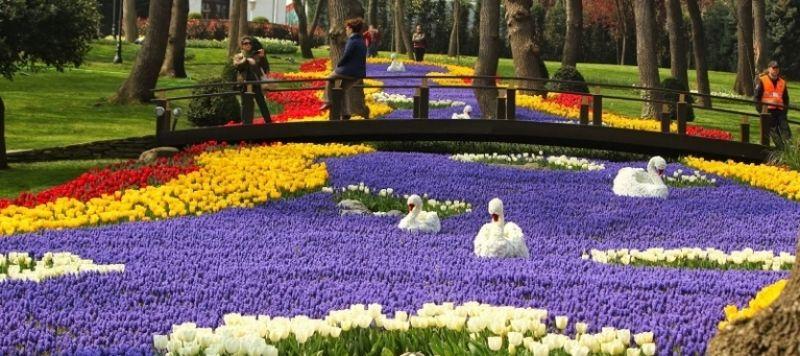 Фестивалът на лалето в Истанбул и Желязната църква снимка 12