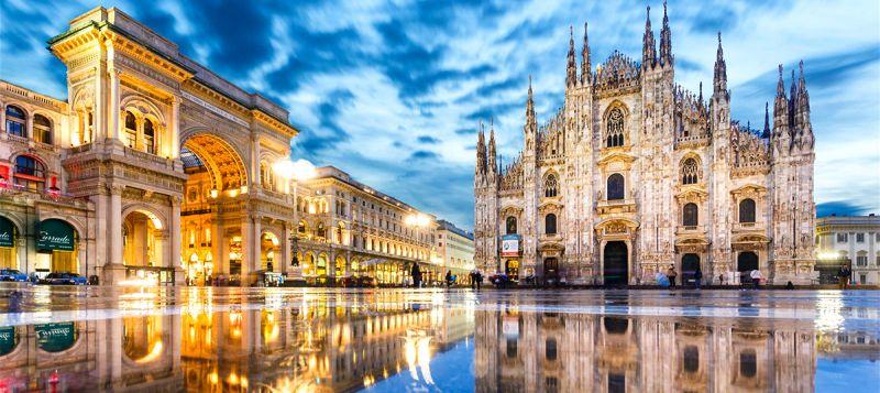Милано – столицата на модата, самолетна програма с обслужване на български език! снимка 3