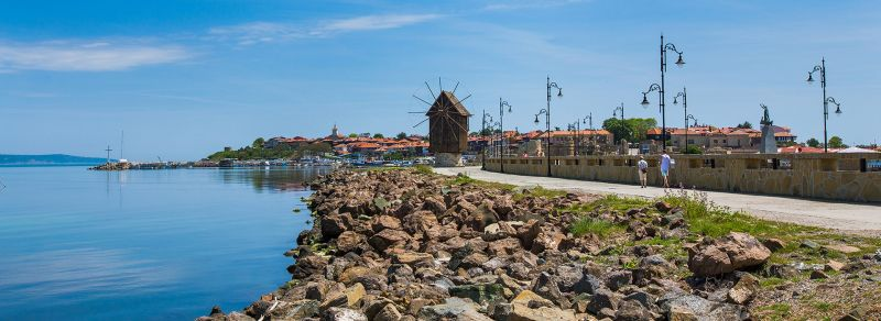 Приказният Несебър - стария град снимка 7