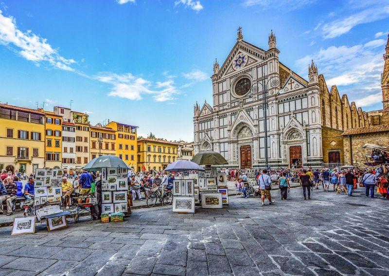 Осми Март в Флоренция - Самолетна екскурзия снимка 3