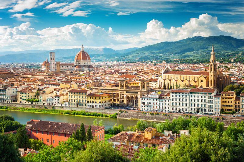Осми Март в Флоренция - Самолетна екскурзия снимка 1