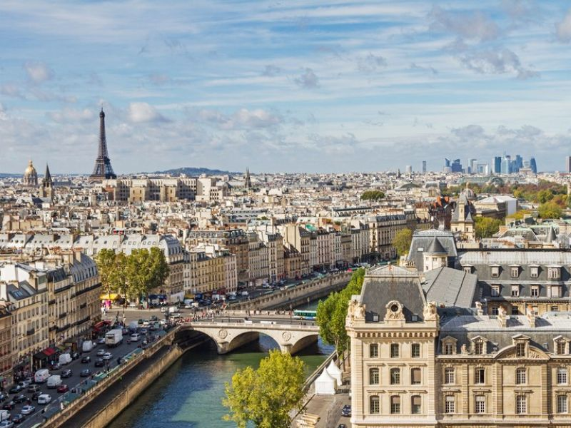 Екскурзия до Париж - Mon Amour снимка 7