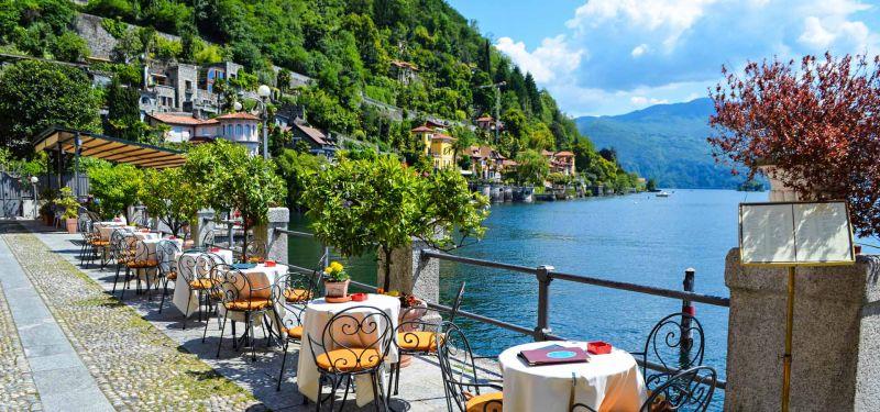 Красотата на Италианските езера снимка 6