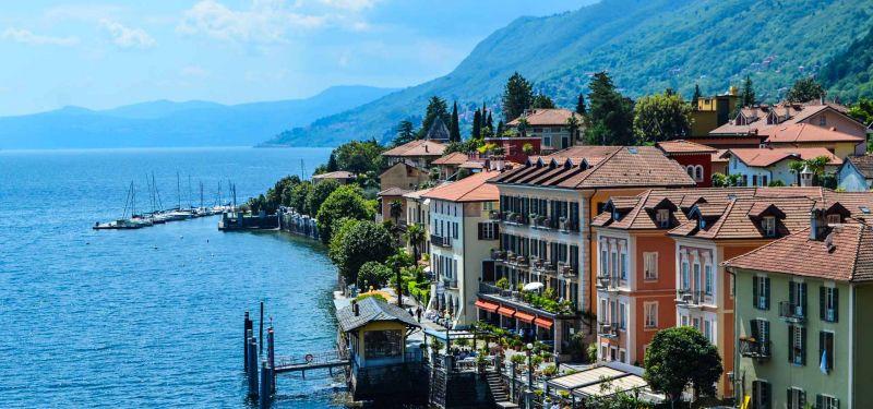 Красотата на Италианските езера снимка 7