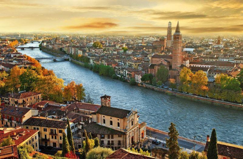 Красотата на Италианските езера снимка 2