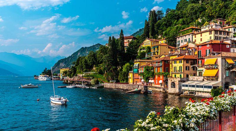 Красотата на Италианските езера снимка 1