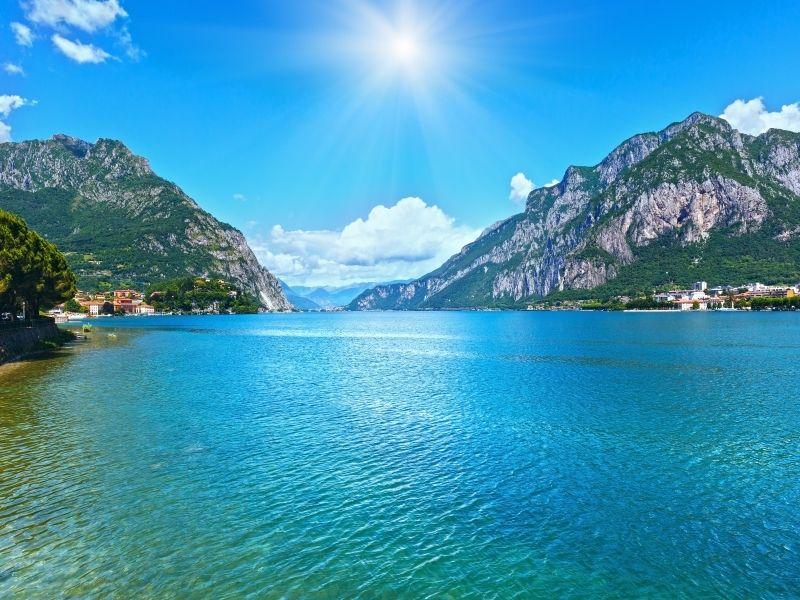 Красотата на Италианските езера снимка 5