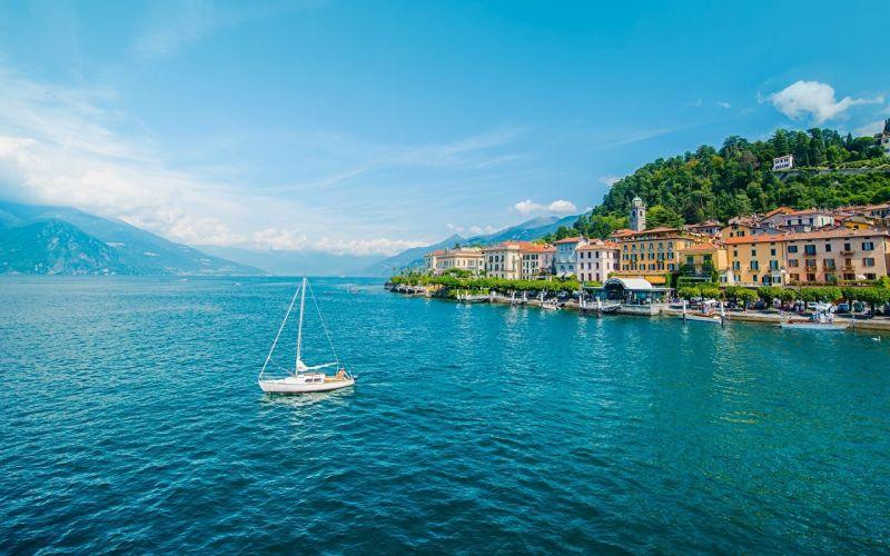 Красотата на Италианските езера снимка 3