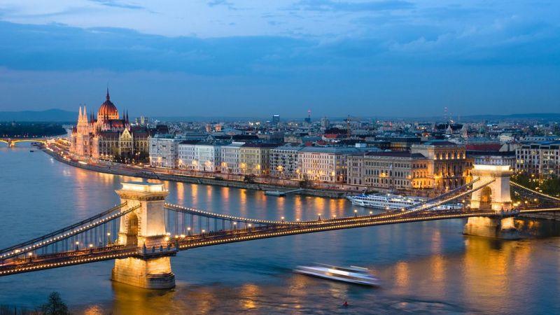 Столиците на Централна Европа снимка 2