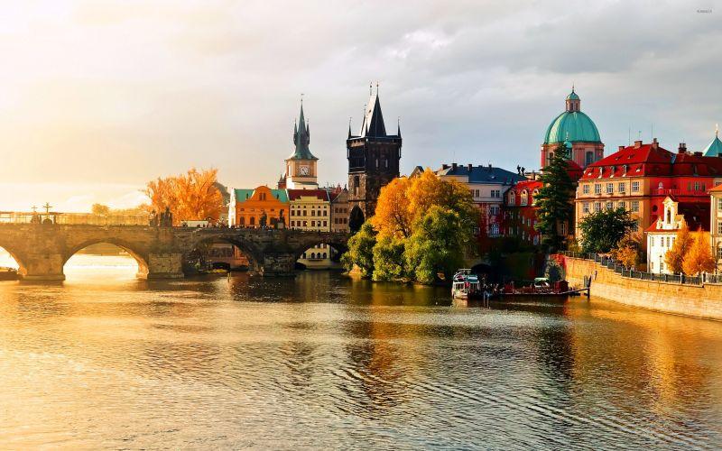 Столиците на Централна Европа снимка 1