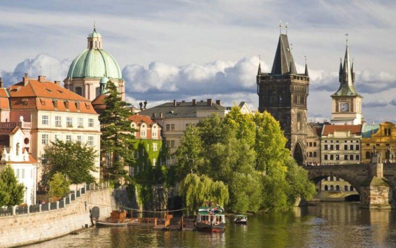Столиците на Централна Европа снимка 5