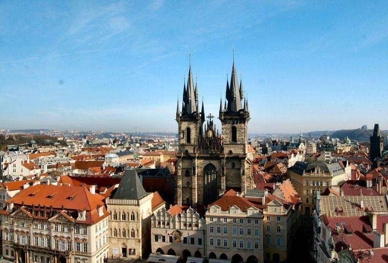Столиците на Централна Европа снимка 6