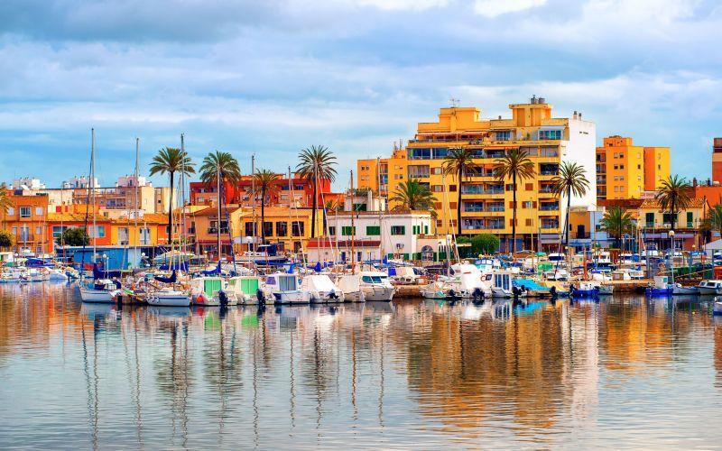 Почивка в Испания - Палма Де Майорка снимка 1