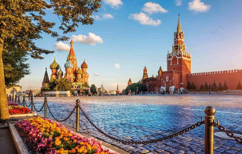 Москва - градът на златните куполи снимка 3