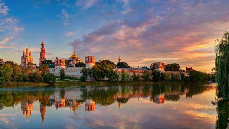 Москва - градът на златните куполи снимка 5