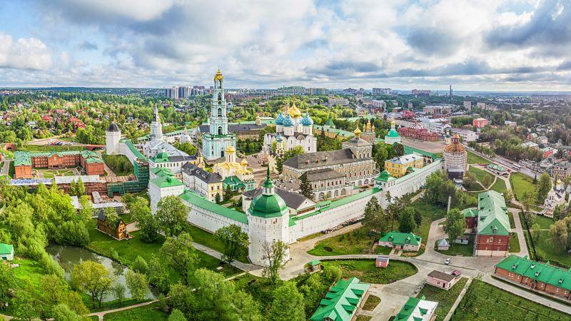 Москва - градът на златните куполи снимка 2