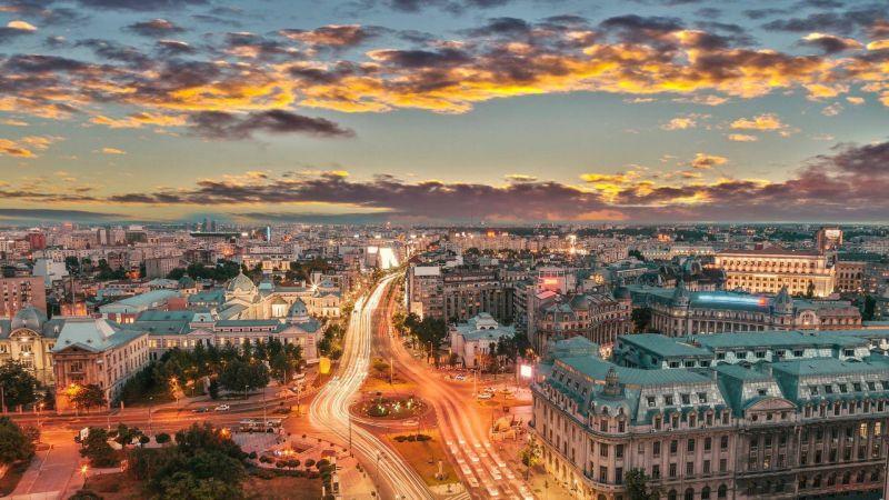 Осми Март в Букурещ и СПА Терме снимка 1
