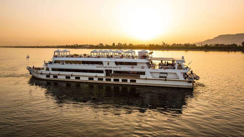 Почивка в Египет - Хургада и круиз по река Нил снимка 2
